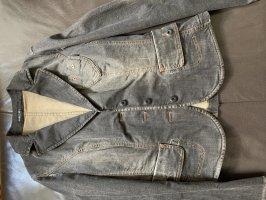 Marc Cain Blazer in jeans grigio scuro-antracite