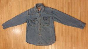 Jeansowa koszula Wielokolorowy