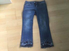 Raffaello Rossi 7/8-jeans korenblauw
