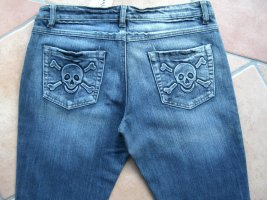 Jeans Chino Hose Sommerjeans JOYX SUPER Stretch Blau Size W30 - Neuwertig-