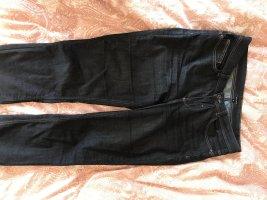 Jeans Comma Gr. 42, dunkelblau fast schwarz 'June skinny fit'