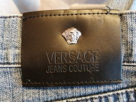 Versace Jeans Boyfriend Trousers blue