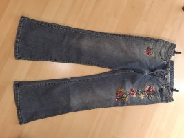 Boot Cut Jeans light blue