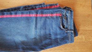 Esprit Denim 7/8-jeans azuur Katoen