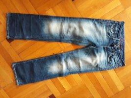 Tommy Hilfiger Denim Jeans svasati blu acciaio