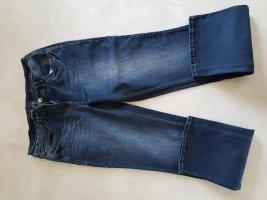 Cecil Jeans stretch bleu foncé