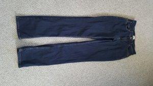 Jeans, dunkelblau, MAC, Straight Leg, Middle Waist, 1x getragen