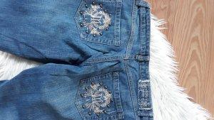 Mötivi Boot Cut Jeans blue