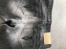 Fiorucci Jeans skinny nero-grigio