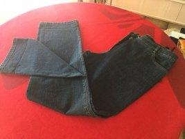 Cassis Collection Jeans elasticizzati grigio scuro Cotone