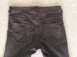 Jeans, H & M, Gr 40, schwarz
