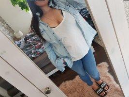 Only Jeansowa koszula jasnoniebieski
