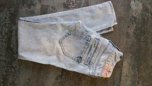 Herrlicher Jeans slim bleu clair