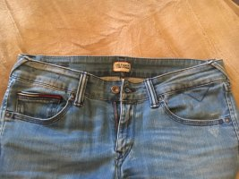Hilfiger Denim Jeans boyfriend bleu acier
