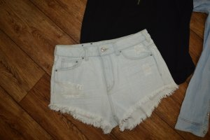 Jeans Hot Pants H&M Divided Neu Gr. 36