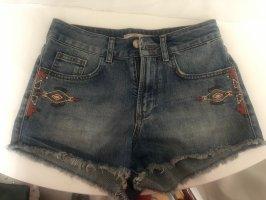 Jeans hotpants Von Bershka