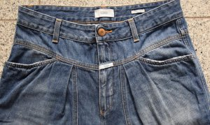 Closed Carrot Jeans steel blue cotton