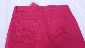 Jeans in pink, Rick Cardona, Größe 40, NEU
