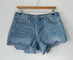 Jeans Jeansshorts / 44 42 / H&M / Denim