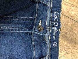 Ernestings Family , Gina Pantaloncino di jeans blu