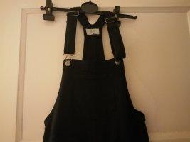 Q/S Jeansowa sukienka czarny
