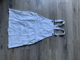 Jeans-Latzkleid