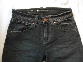 Jeans, Levi´s, dunkelgrau, Boyfriend Skinny Fit - casual Look