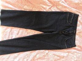 Jeans Massimo Dutti Mid Rise Straight Leg
