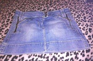 Jeans - Mini - Rock
