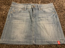 Jeans Mini Rock von Edc by Esprit in 32 S
