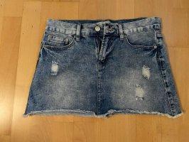 Jeans - Minirock