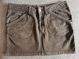 Jeans-Minirock schwarz Gr. 40