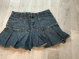 Jeans Minirock von Flashlights, Größe 34