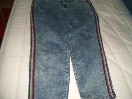 Jeans stretch bleu foncé