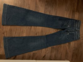 & DENIM Denim Flares dark blue