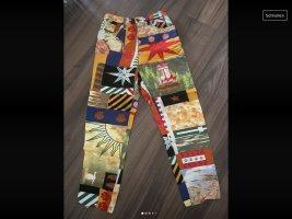 Moschino Tube Jeans multicolored