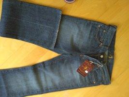 Jeans original 7 Seven for all Mankind blau NEU