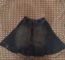 Jeans Rock Gr. 36