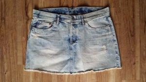 H&M Jupe en jeans multicolore