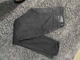 Mavi Skinny Jeans black-grey