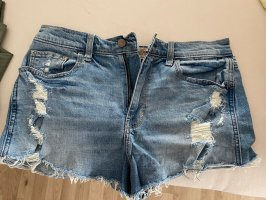 Hollister Shorts slate-gray