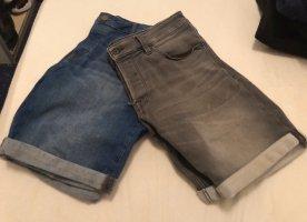Jeans Shorts 2er Set von Review und Jack&Jones