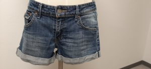 Jeans shorts blue denim H&M 38
