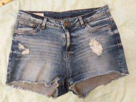 Clockhouse Denim Shorts blue