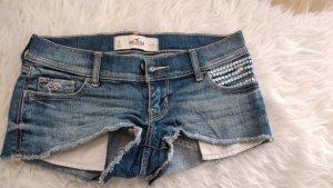 Hollister Pantaloncino di jeans azzurro