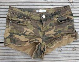 Jeans Shorts - Gr. 36 - Bershka - TipTop
