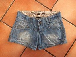 Jeans Shorts, Gr. 36, Marke 1982