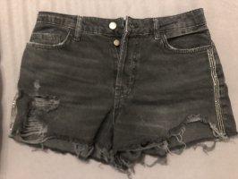jeans shorts gr.38 zara