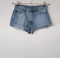 Jeans Shorts im Used Look Gr. 34 / 36