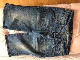 Jeansowe szorty ciemnoniebieski